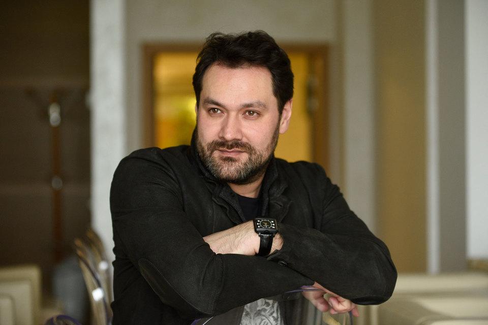 Оперный певец Ильдар Абдразаков