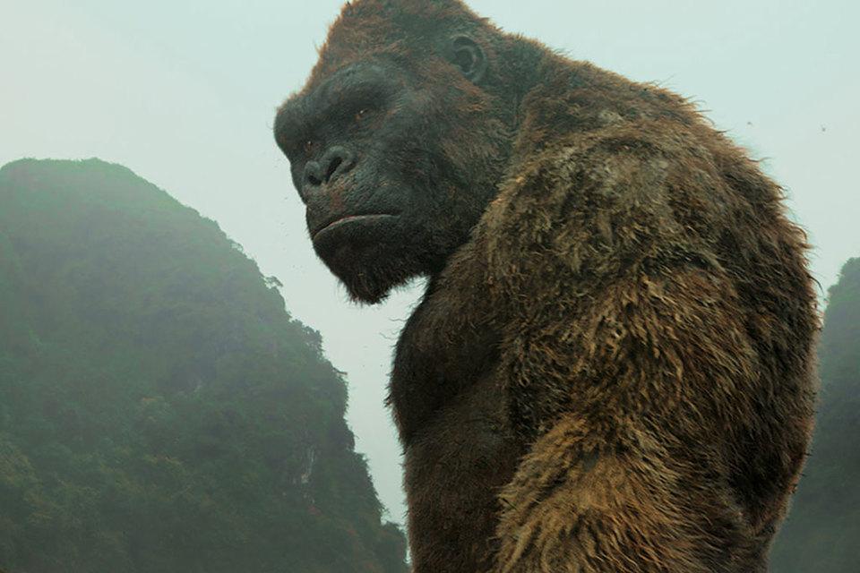 Новым лидером проката стал приключенческий фильм «Конг: Остров черепа»