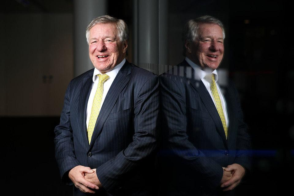 Мартин Гилберт, гендиректор Aberdeen Asset Management