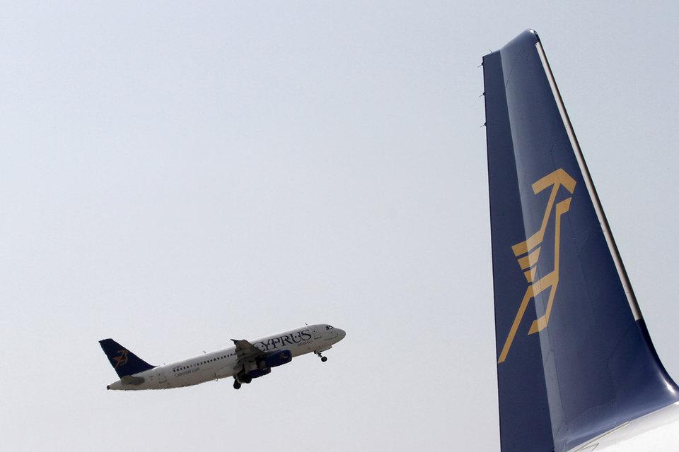Cyprus Airways полетит позже, чем собиралась