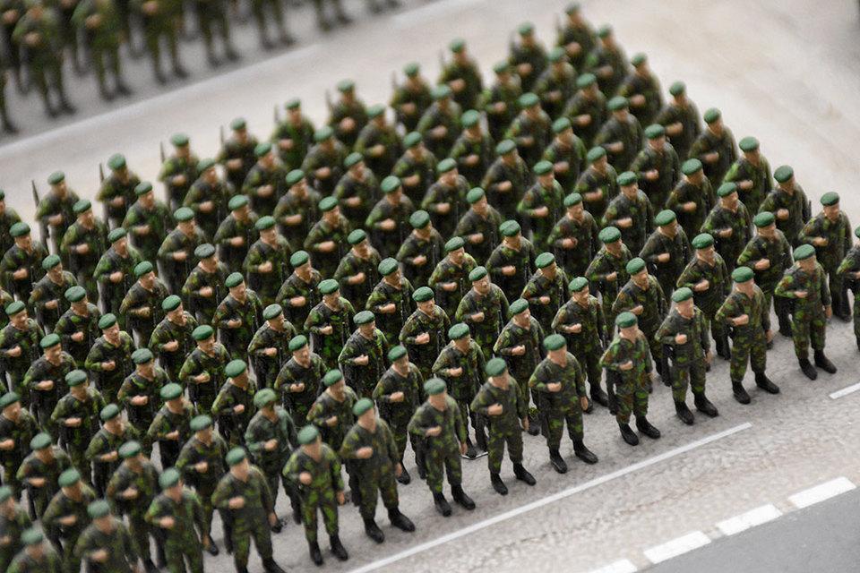 Югоосетинские граждане получат право служить по контракту в частях 4-й военной базы Минобороны в этой республике