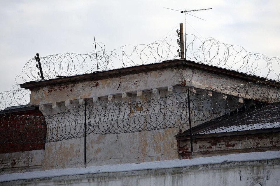 Россия лидирует среди европейских стран по численности тюремного населения