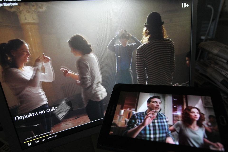 У онлайн-кинотеатров две модели заработка – кроме платной подписки, эти сервисы зарабатывают на рекламе