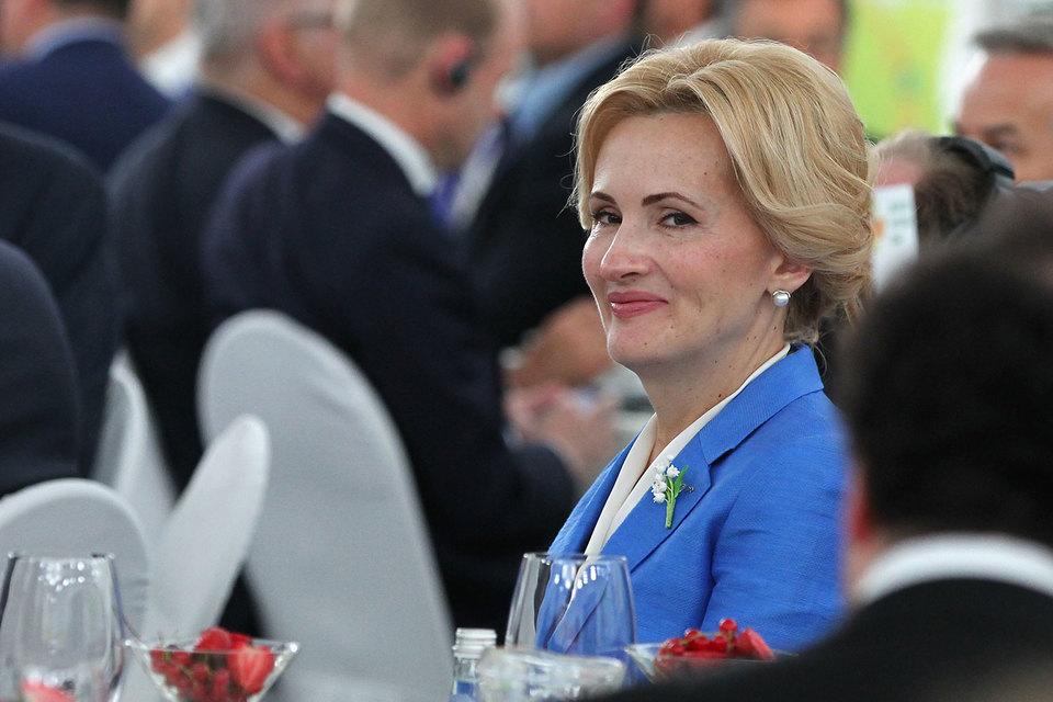 Ирина Яровая стала одним из самых полезных депутатов нового созыва, следует из рейтинга «Коэффициент полезности депутатов Госдумы»