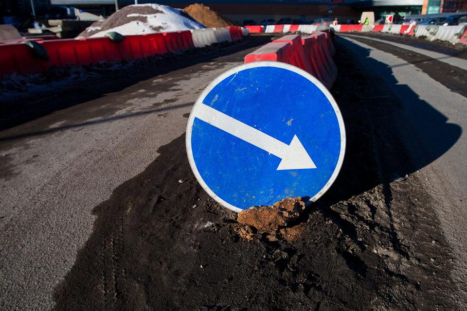 Конкурс на строительство развязки на пересечении Обводного канала и проспекта Обуховской Обороны Смольный объявляет не первый раз