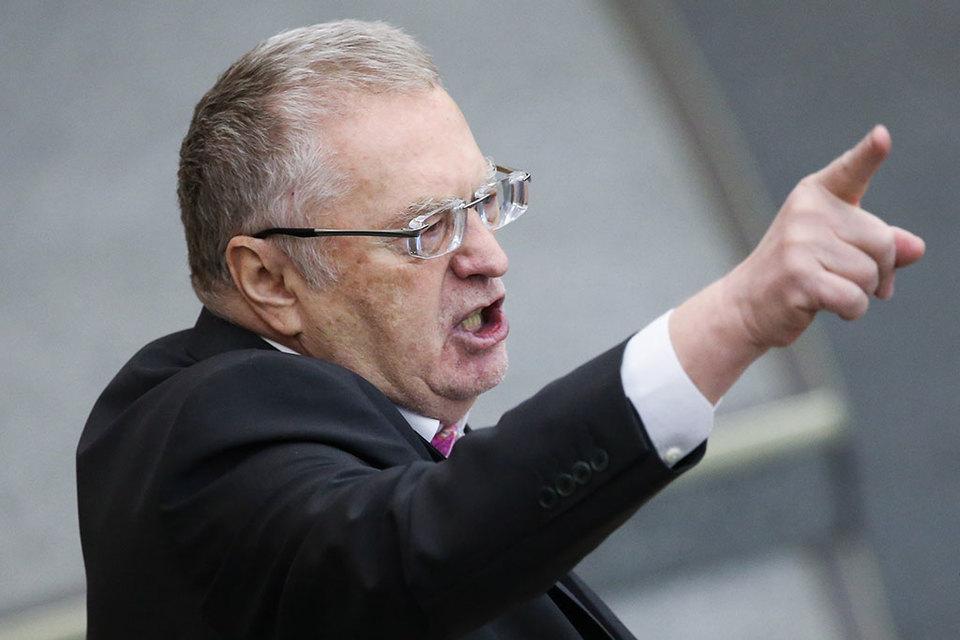 Жириновский заявил, что избирательная кампания депутатов Совета депутатов Рузского городского округа Московской области первого созыва проходит с нарушениями