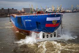 Балтийский завод строит еще два атомных ледокола проекта 22220 для «Атомфлота» - «Сибирь» и «Урал»