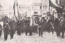 Вступление России в Первую мировую войну было практически неизбежным и поначалу вызвало мощный патриотический подъем