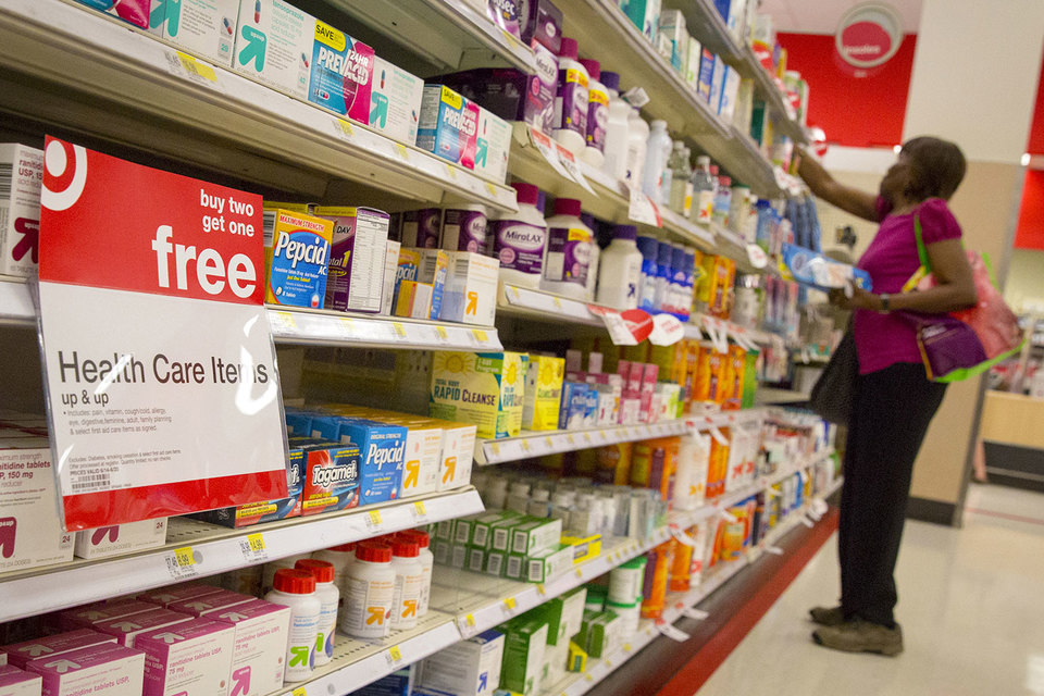 Ежегодно американцы покупают лекарств на полтриллиона долларов