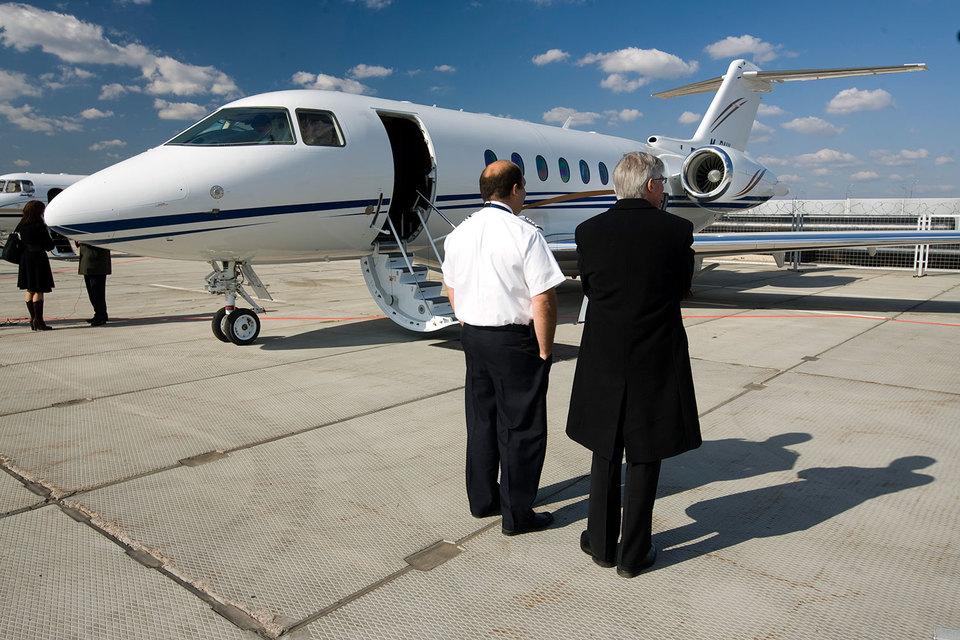 Директора-пилоты готовы рисковать, это относится и к инновациям