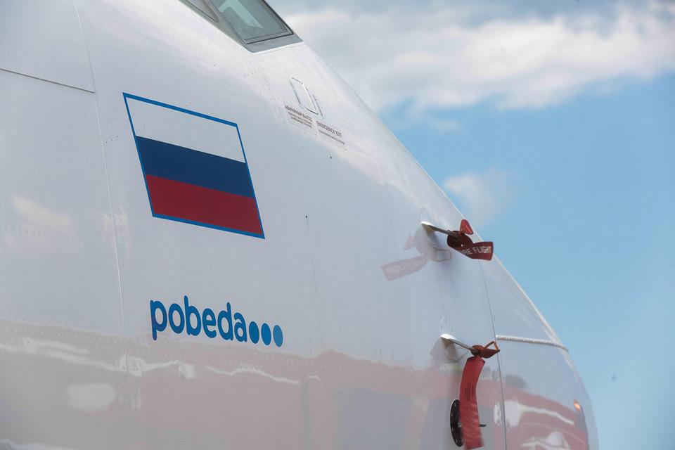 «Победа» из Москвы летает по 27 направлениям, из которых 10 – зарубежные
