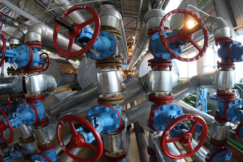 Добыча газа в России через три года вырастет на 2,5% до 656 млрд куб. м в год