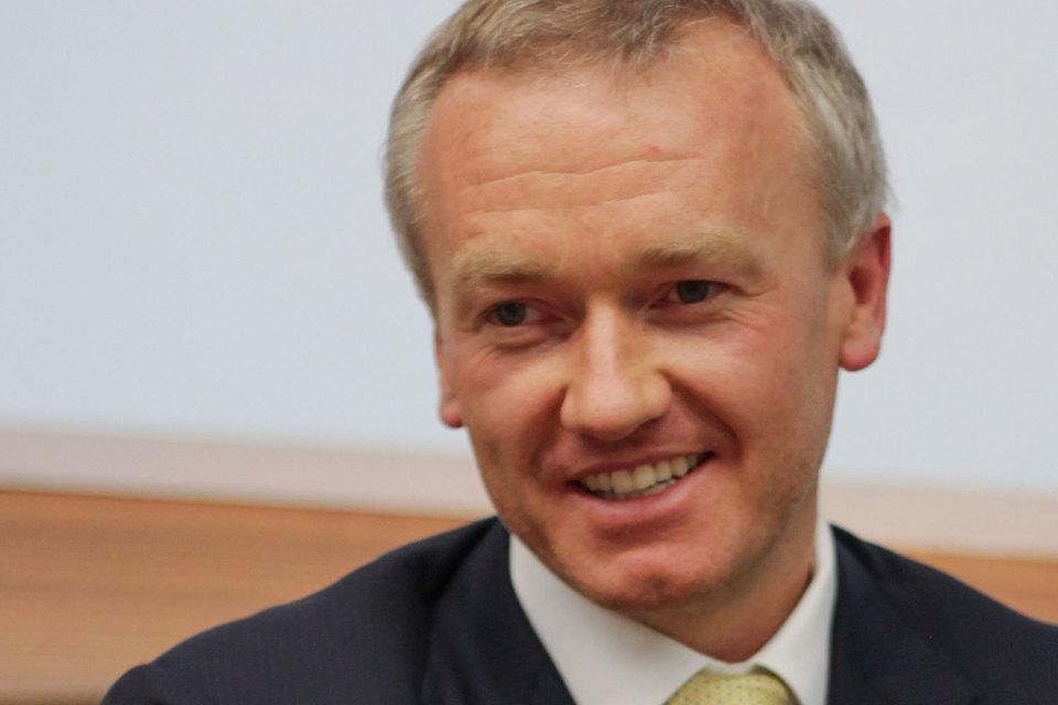 Баумгертнер возглавил Global Ports в августе 2015 г.