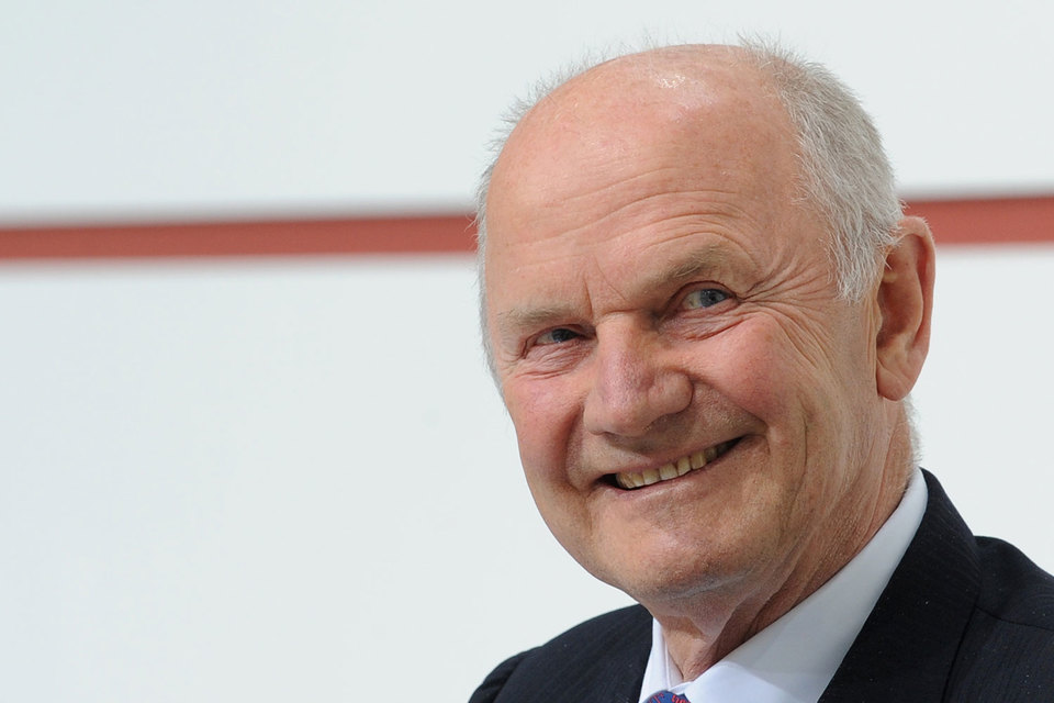 Внук основателя Porsche и патриарх Volkswagen Фердинанд Пьех может продать долю в холдинге Porsche за 1,1 млрд евро