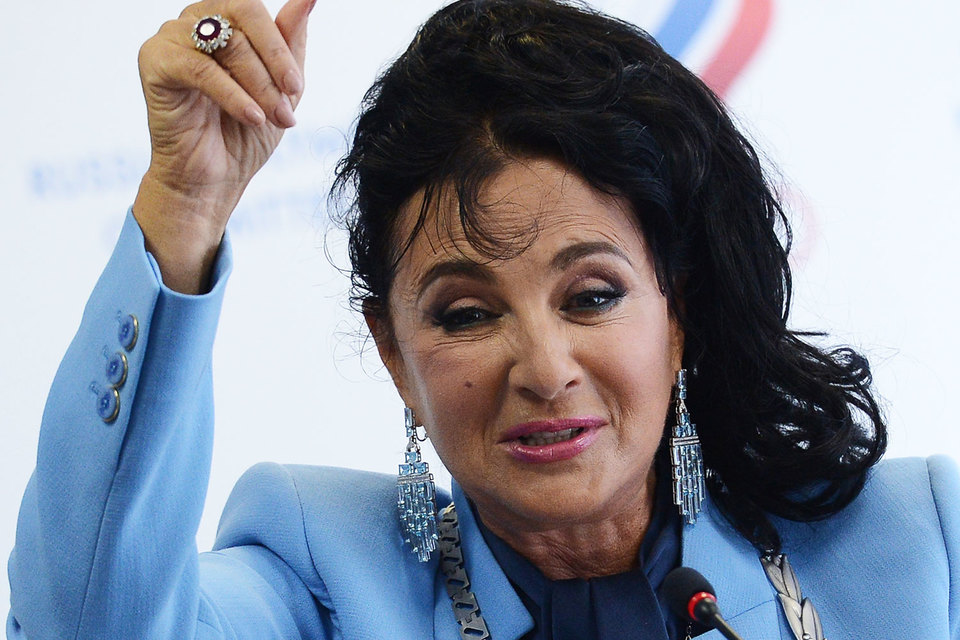 Одно из новых лиц Общественной палаты – президент Федерации  художественной гимнастики Ирина Винер
