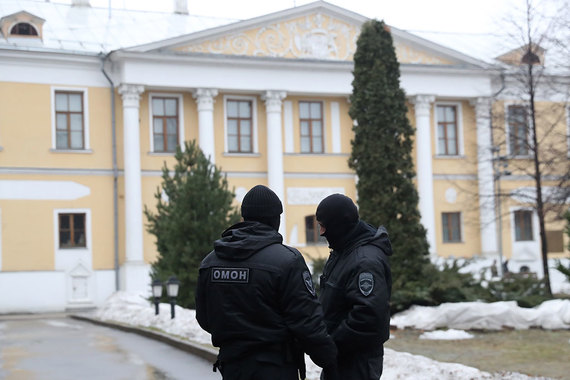 normal xyh Центр Рерихов не отдаст помещения в центре Москвы без борьбы