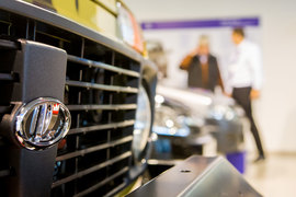 Спрос на Lada в России растет с лета 2016 г.