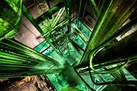 Буровая установка на одном из предприятий Wintershall. Вместо сбыта газа компания теперь концентрирует внимание на добыче газа и на газотранспортной инфраструктуре