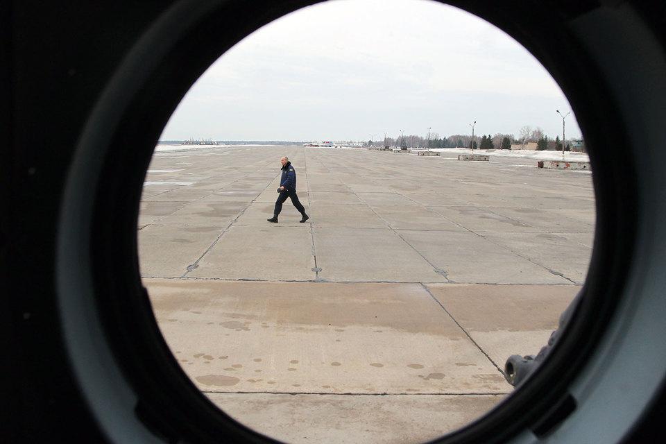 Компания взыскивает средства за работу по реконструкции аэродрома в аэропорту «Храброво»