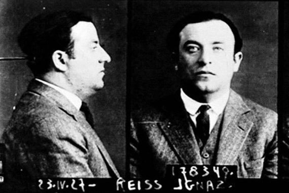В сентябре 1937 г. неподалеку от Лозанны убит бывший резидент ОГПУ-НКВД Игнац Рейсс (Натан Порецкий), бежавший на Запад и отправивший в Москву обличительное письмо