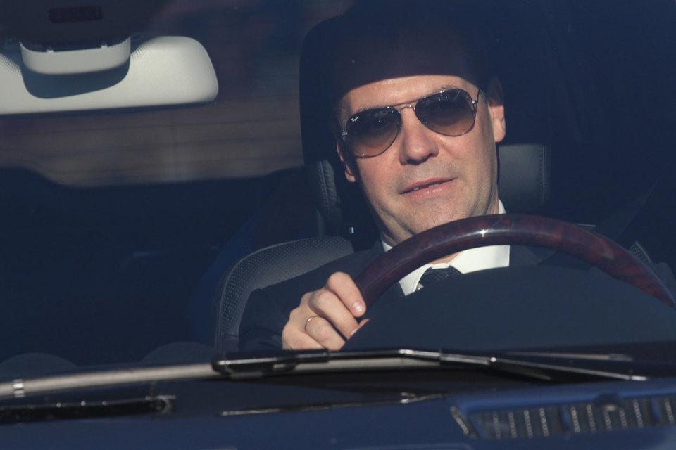 Дмитрий Медведев вырулил ситуацию с тарифами «Платона»