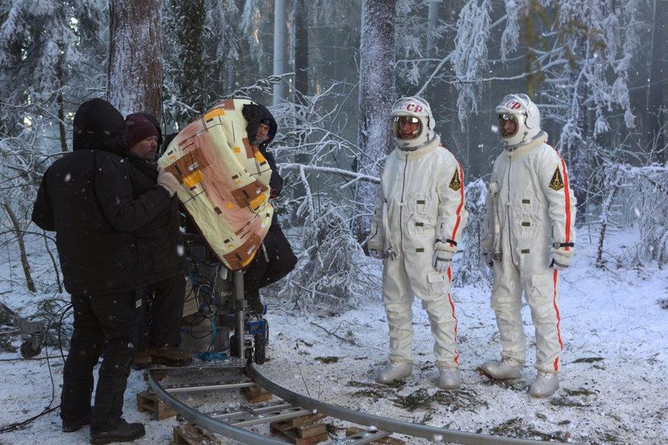 «Время первых» повествует о выходе Алексея Леонова в открытый космос