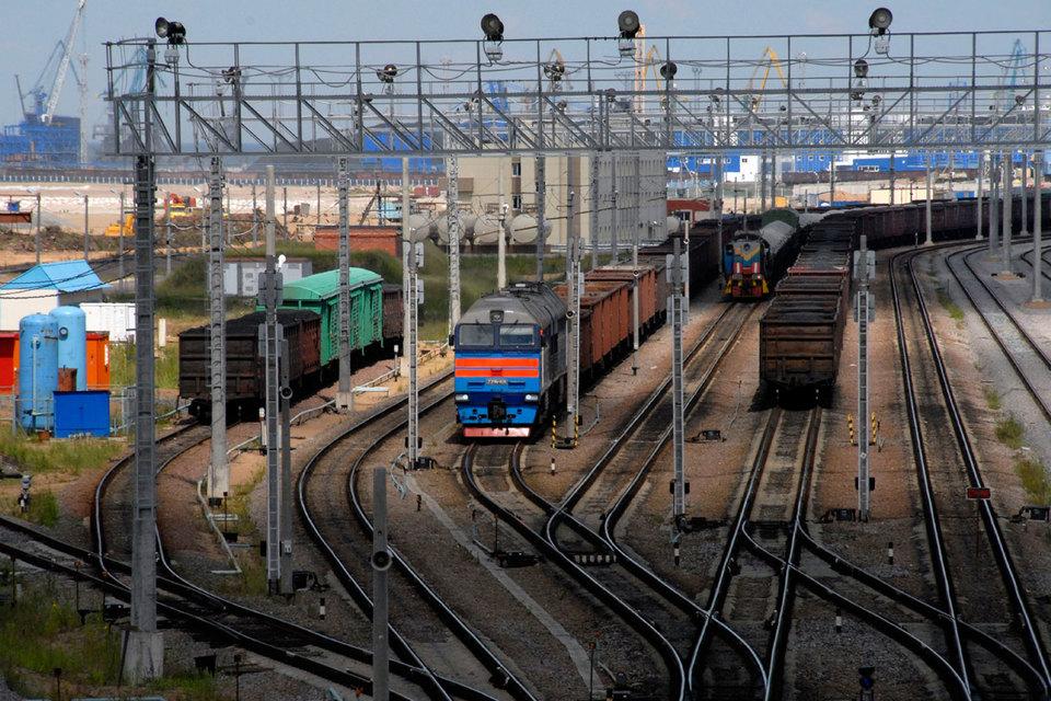 Все терминалы порта вышли на проектную мощность
