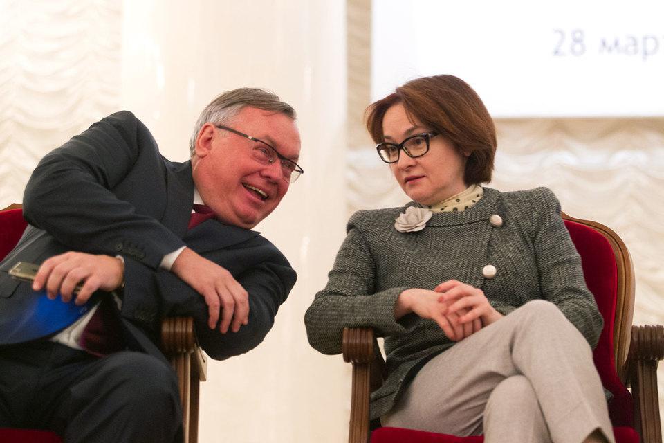 Председатель ЦБ Эльвира Набиуллина раскритиковала АРБ, а президент ВТБ Андрей Костин поспешил   ее поддержать