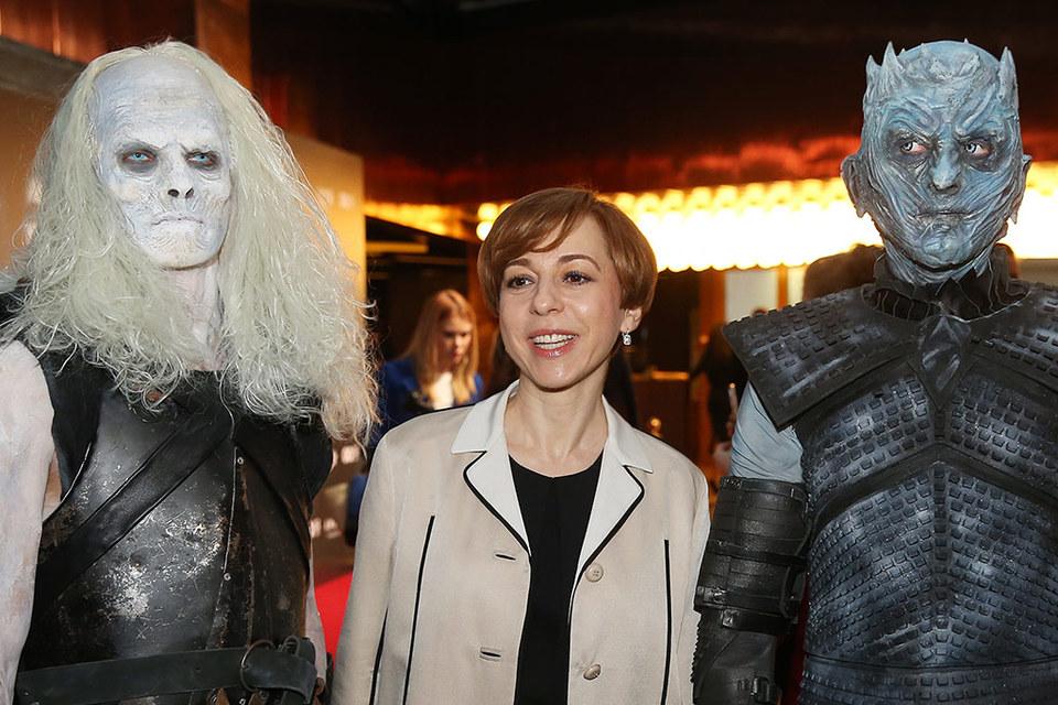 Максимовская ушла с телевидения в конце 2014 г.