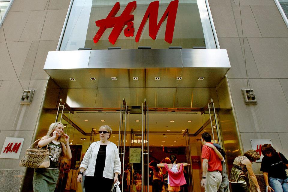 H&M запускает новый бренд на фоне падения прибыли группы