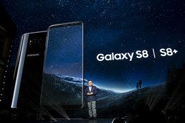 У нового флагмана Samsung нет кнопки «домой»