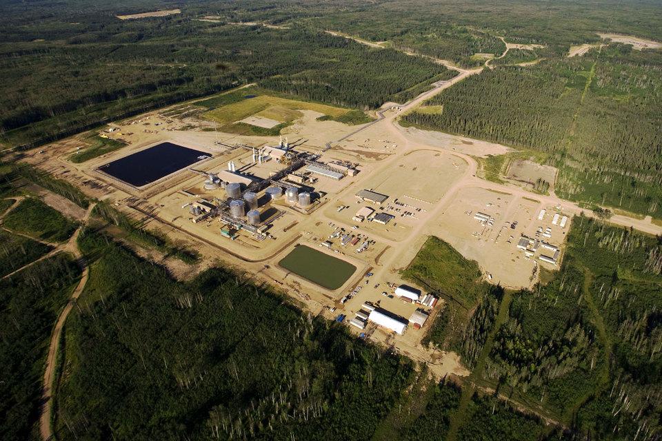 Нефтеносные пески Канады сейчас менее привлекательны для энергетических компаний, чем сланцевая нефть в США