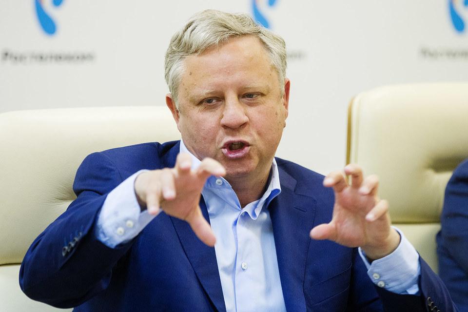 Бывший президент «Ростелекома» Калугин стал замминистра связи