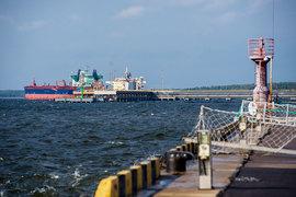 В Приморске появится новый грузовой терминал