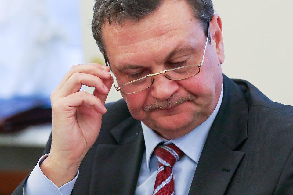 Сергей Солдатенков вернулся на пост гендиректора «Мегафона» в апреле 2016 г.