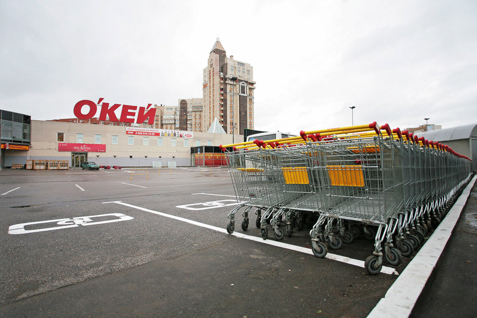 Возможности роста магазинов крупного формата ограничены