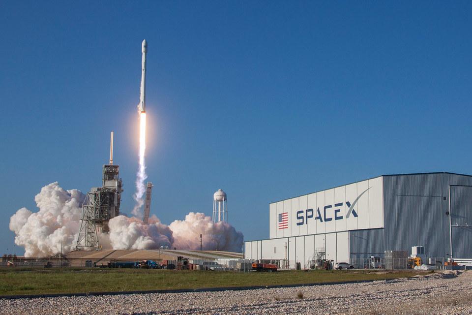 «Поздравляем SpaceX с еще одним историческим запуском!» – написала в Twitter NASA