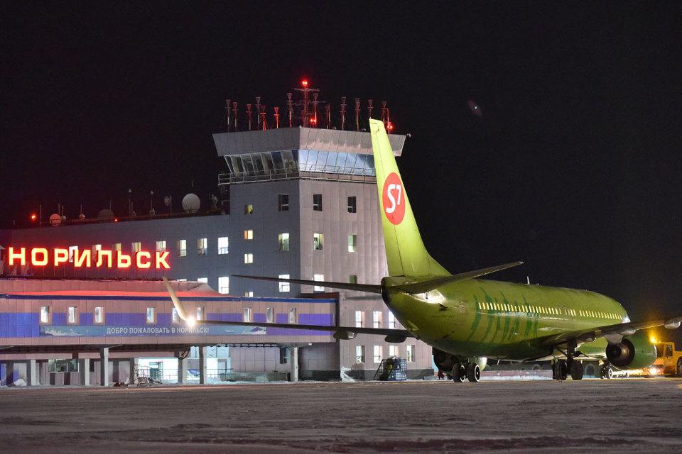 S7 продолжает летать в Новосибирск по зимнему расписанию трижды в неделю