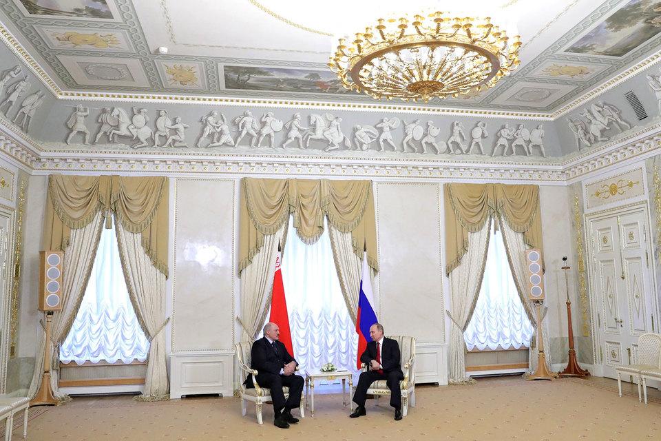Россия и Белоруссия подтвердили готовность разработать единые правила по рынку газа и единого рынка электроэнергии