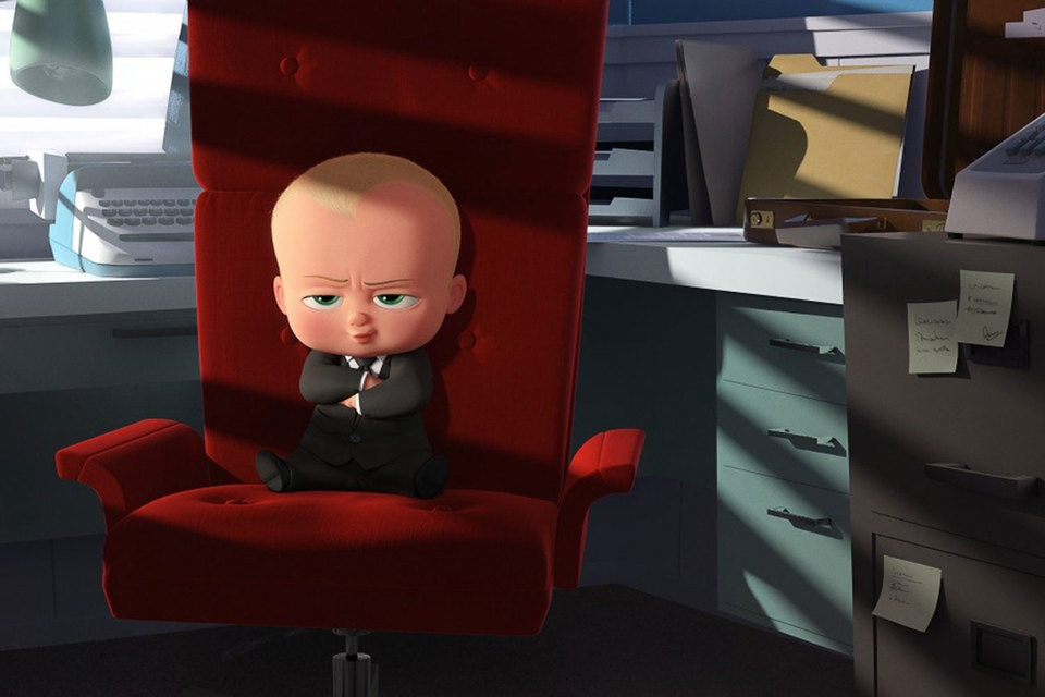«Босс-молокосос» стал лучшим среди стартов подразделения DreamWorks Animated