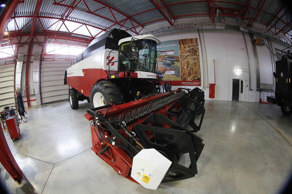 Российский рынок сельхозтехники по сравнению может вырасти в 2,3 раза