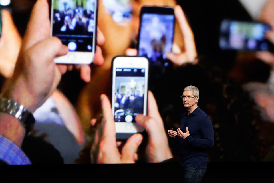 Apple стала лидером по росту котировок