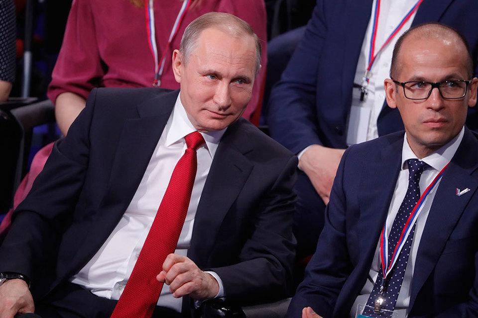 Путин в понедельник на медиафоруме ОНФ выразил пожелание, чтобы сумма грантовой поддержки была проиндексирована