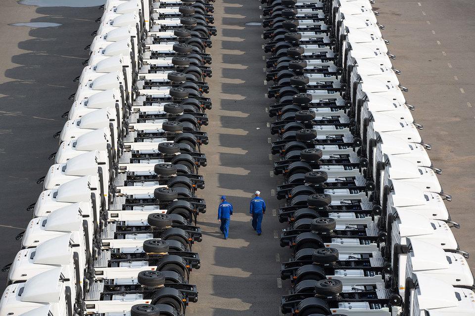 Дополнительную скидку могут дать на покупку российских тягачей