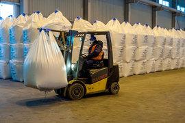 «Фосагро» рассчитывает на четверть увеличить поставки удобрений  внутри страны