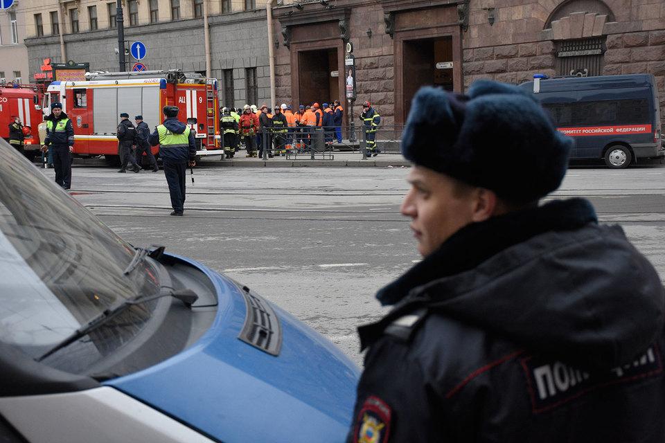 Теракт в Петербурге – первый в городе с такими серьезными жертвами за всю постсоветскую историю