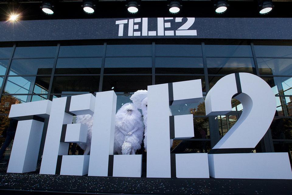Tele2 единственной из четверки федеральных операторов удалось увеличить долю в общей выручке от услуг мобильной связи