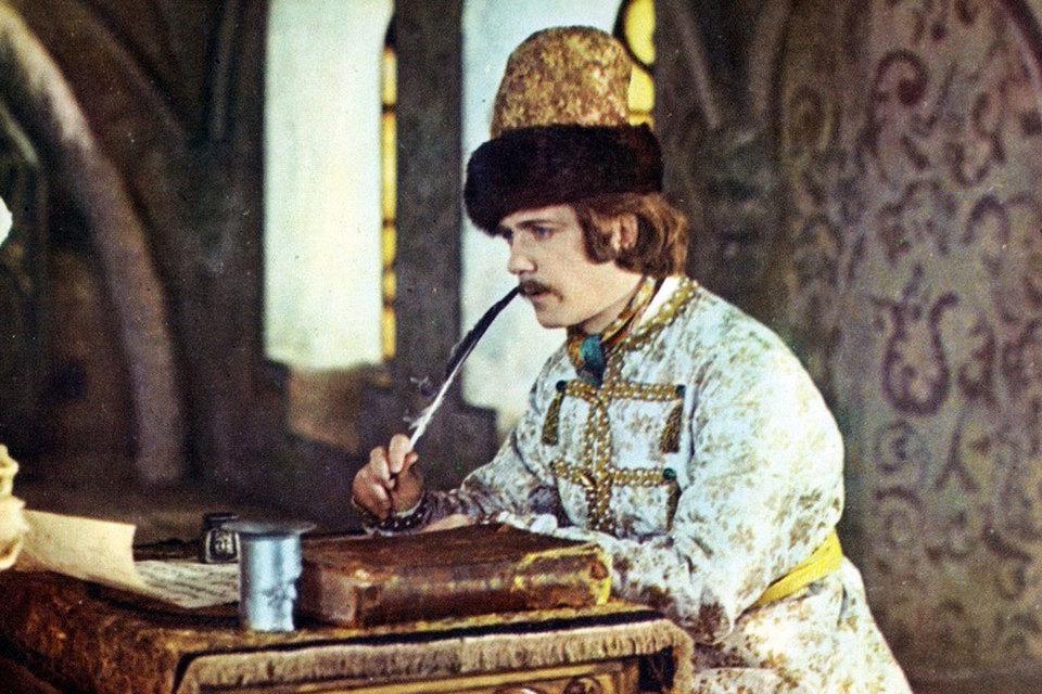 В распоряжении персонажей фильма «Иван Васильевич меняет профессию» подходящего словаря не было