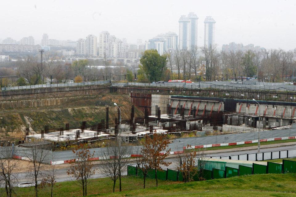Проект на Поклонной горе может потребовать до 15 млрд руб. инвестиций