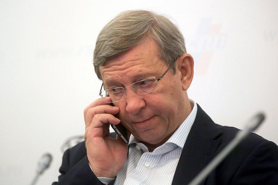 Владимир Евтушенков говорил, что в СП может появиться третий партнер